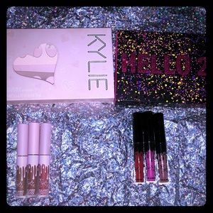 Kylie Cosmetics Birthday Collection Minis New